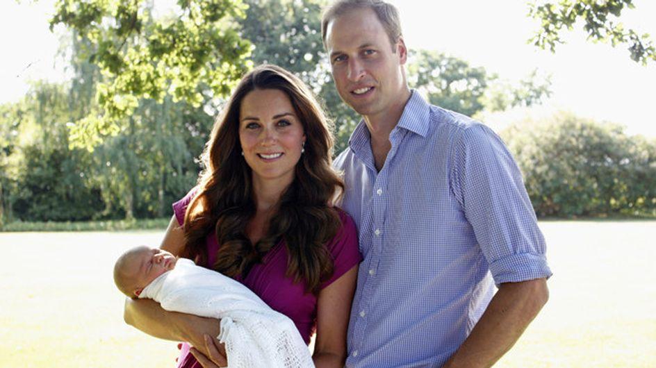 Kate Middleton: le foto della gravidanza e del piccolo George