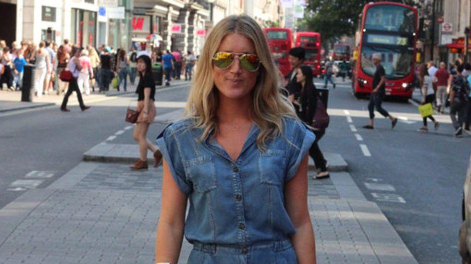 London Street Style August 2013