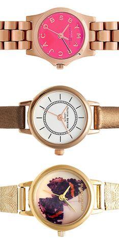 Watch this! Diese Uhren wollen wir jetzt unbedingt haben