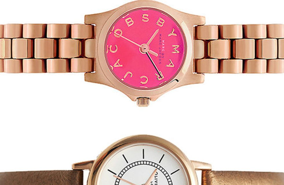Hot watches: New fashion watches we want