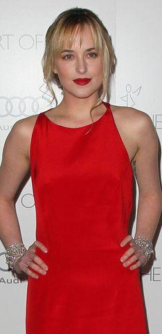 ¡Dakota Johnson será Anastasia Steele en '50 sombras de Grey'!