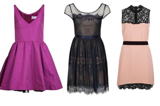 Romantici e audaci: i vestiti eleganti dell'autunno inverno 2013 2014