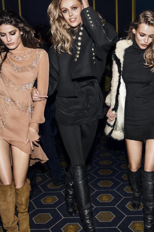 Vom Laufsteg auf den Kleiderbügel: Die neue H&M Kollektion ist da!