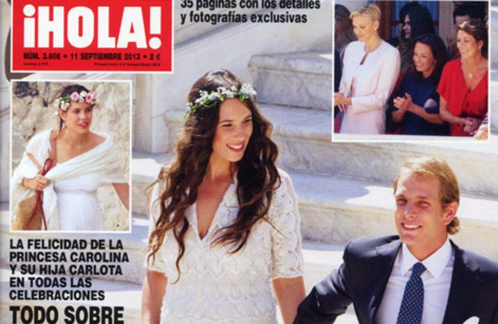 Las portadas de las revistas: Septiembre semana 1