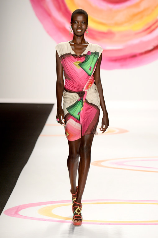 Desigual - New York Fashion Week Primavera/Verano 2014