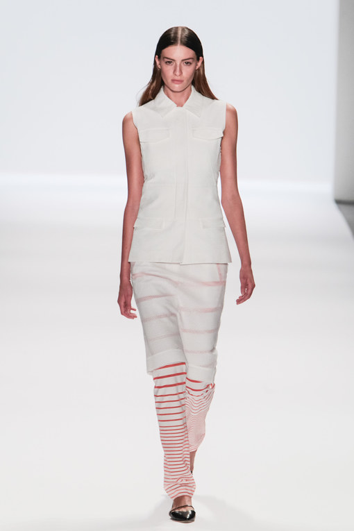 Richard Chai - New York Fashion Week Primavera/Verano 2014
