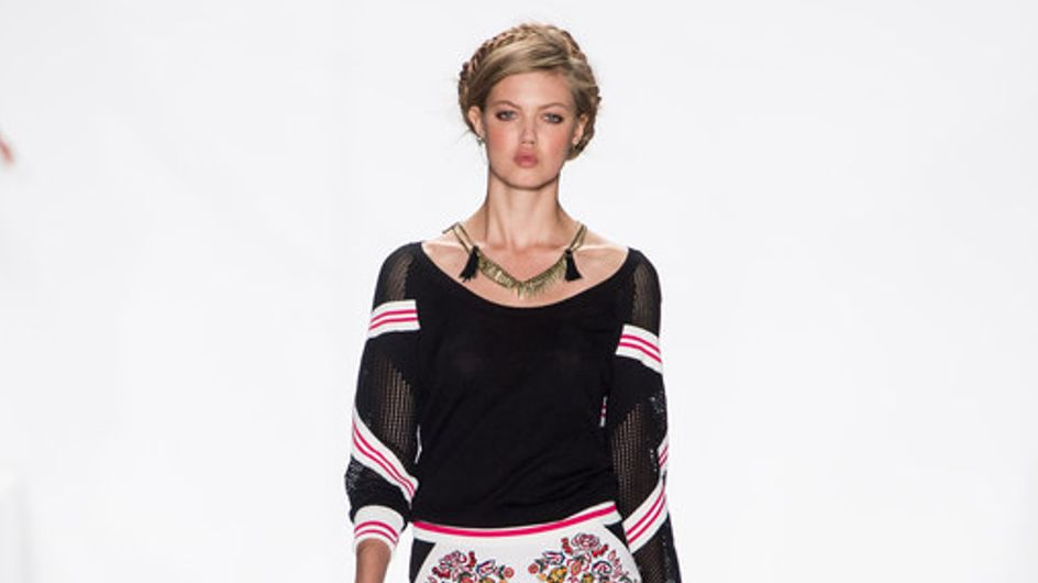 Rebecca Minkoff - New York Fashion Week Primavera/Verano 2014