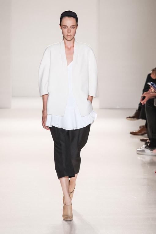 Victoria Beckham - New York Fashion Week Primavera/Verano 2014