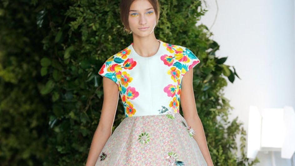 Delpozo - New York Fashion Week Primavera/Verano 2014