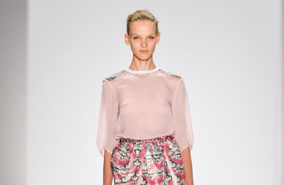 Custo Barcelona - New York Fashion Week Primavera/Verano 2014