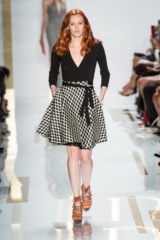 Diane von Furstenberg - New York Fashion Week Primavera