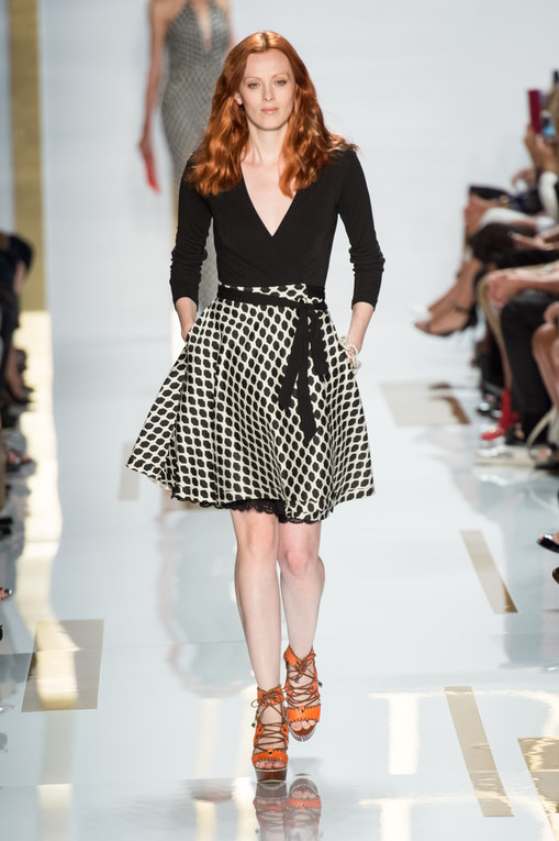 Diane von Furstenberg - New York Fashion Week Primavera/Verano 2014