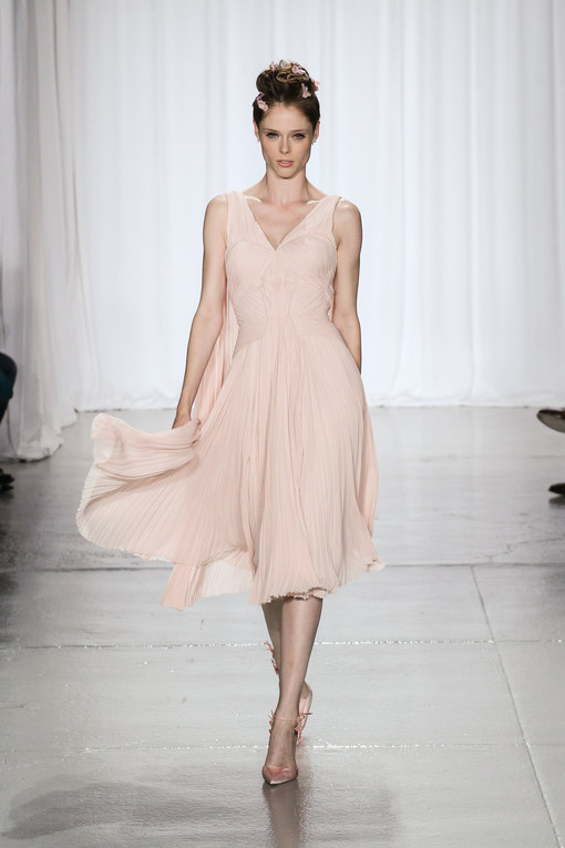 Zac Posen - New York Fashion Week Primavera/Verano 2014