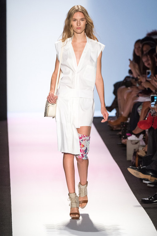 BCBG Max Azria New York Fashion Week primavera estate 2014