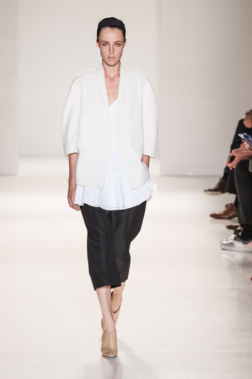 Victoria Beckham New York Fashion Week primavera estate 2014