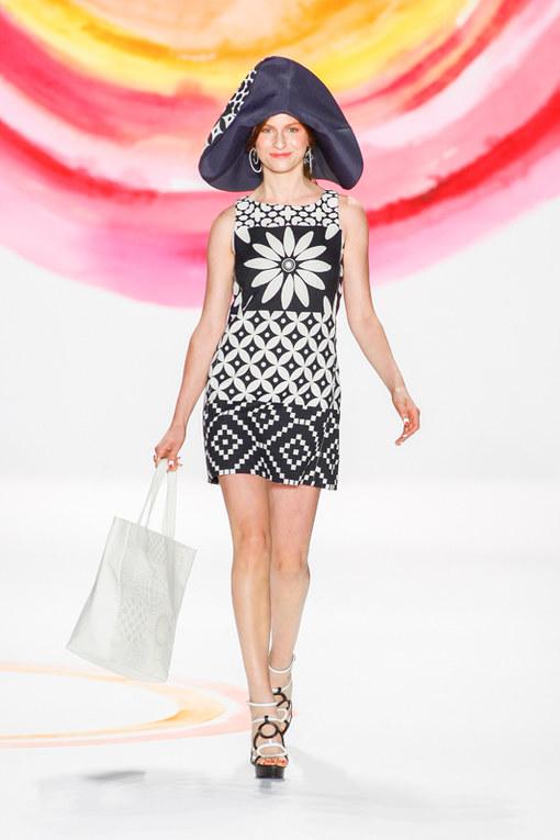 Desigual New York Fashion Week primavera estate 2014