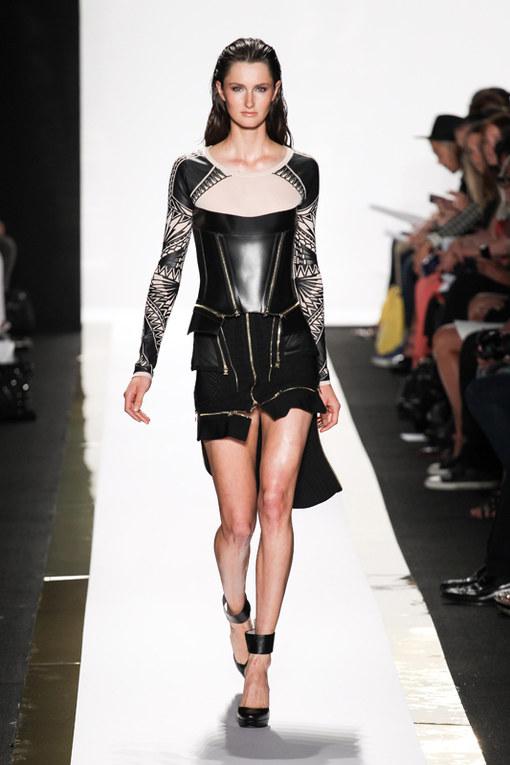 Hervé Léger by Max Azria New York Fashion Week primavera estate 2014