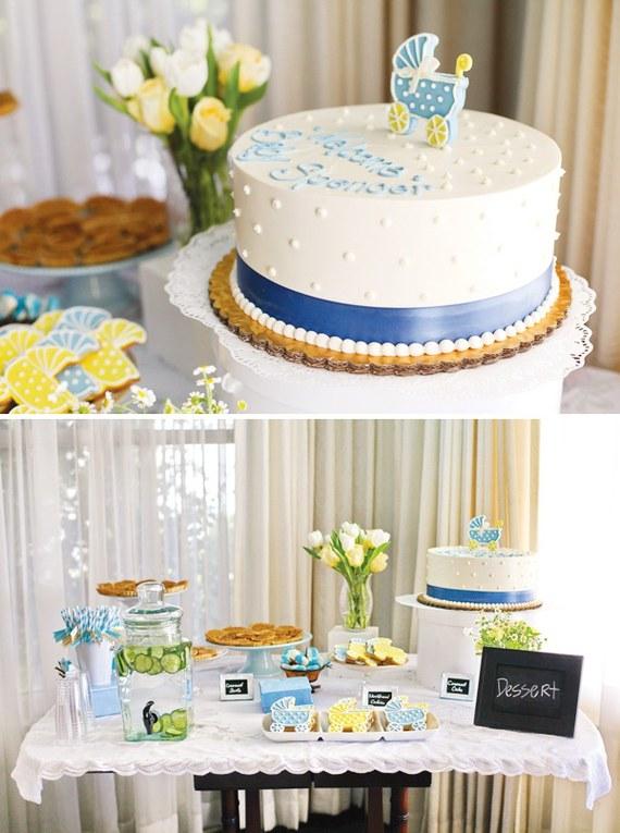 Le più belle torte per il baby shower