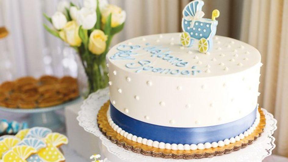 Bebè in arrivo? Le torte più belle e originali per un perfetto baby shower