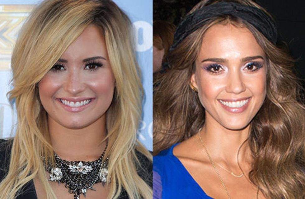 Side swept bangs: The hottest hairstyles