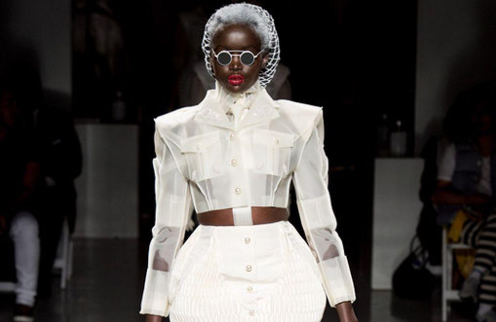 Horror, lusso e ironia. La sfilata di Thom Browne alla New York Fashion Week