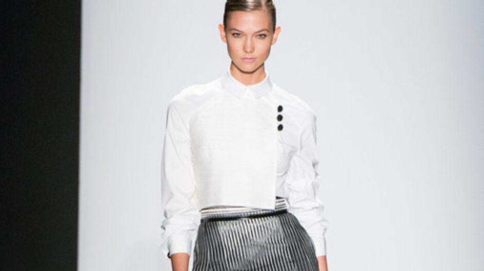 Carolina Herrera New York Fashion Week primavera estate 2014
