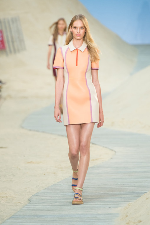 Tommy Hilfiger New York Fashion Week primavera estate 2014