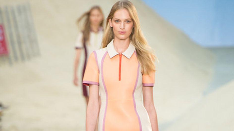 Tommy Hilfiger New York Fashion Week primavera estate 2014