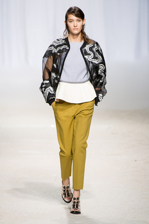 3.1 Phillip Lim New York Fashion Week primavera estate 2014