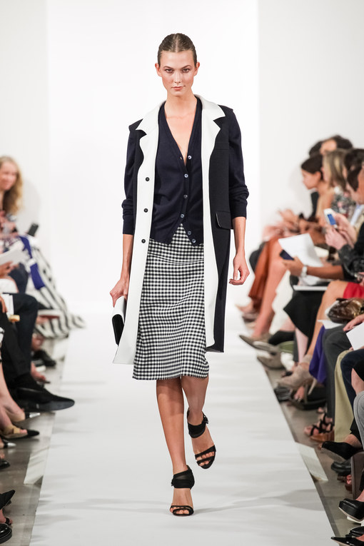 Oscar de la Renta - New York Fashion Week Primavera/Verano 2014
