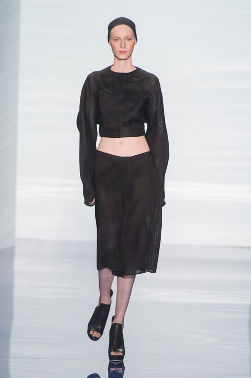 Vera Wang - New York Fashion Week Primavera/Verano 2014