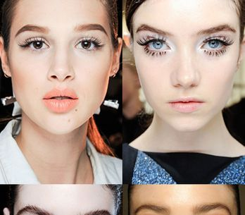 Autumn/winter 2013-14: Beauty and make-up trends