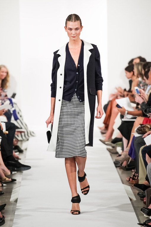 Oscar de la Renta New York Fashion Week primavera estate 2014
