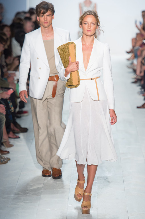 Michael Kors - New York Fashion Week Primavera/Verano 2014