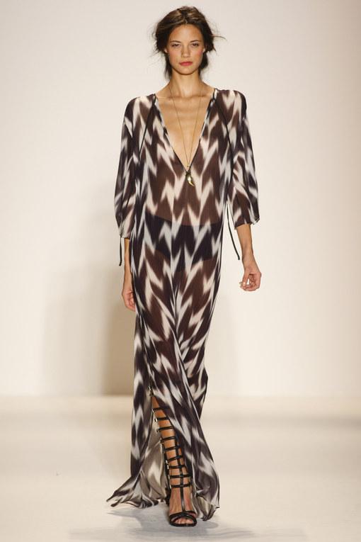 Rachel Zoe - New York Fashion Week Primavera/Verano 2014