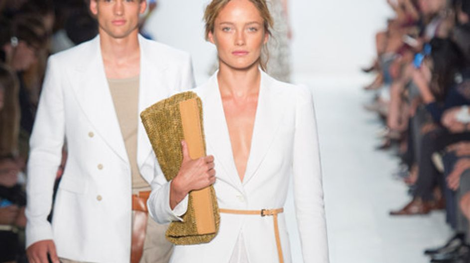 Ein Sommertraum! Michael Kors zeigt neue Kollektion in New York