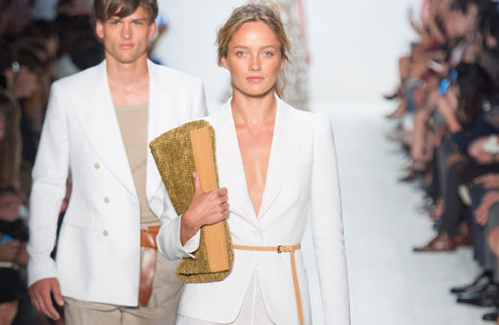 Ein Sommertraum! Michael Kors zeigt neue Kollektion in New York