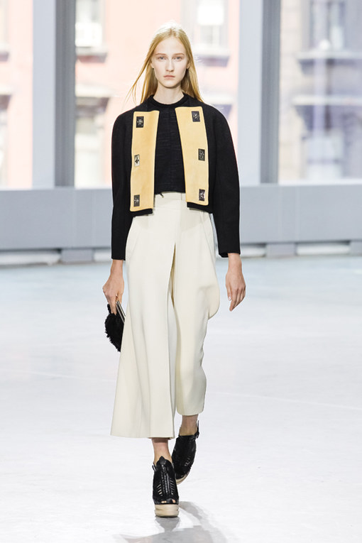 Proenza Schouler New York Fashion Week primavera estate 2014