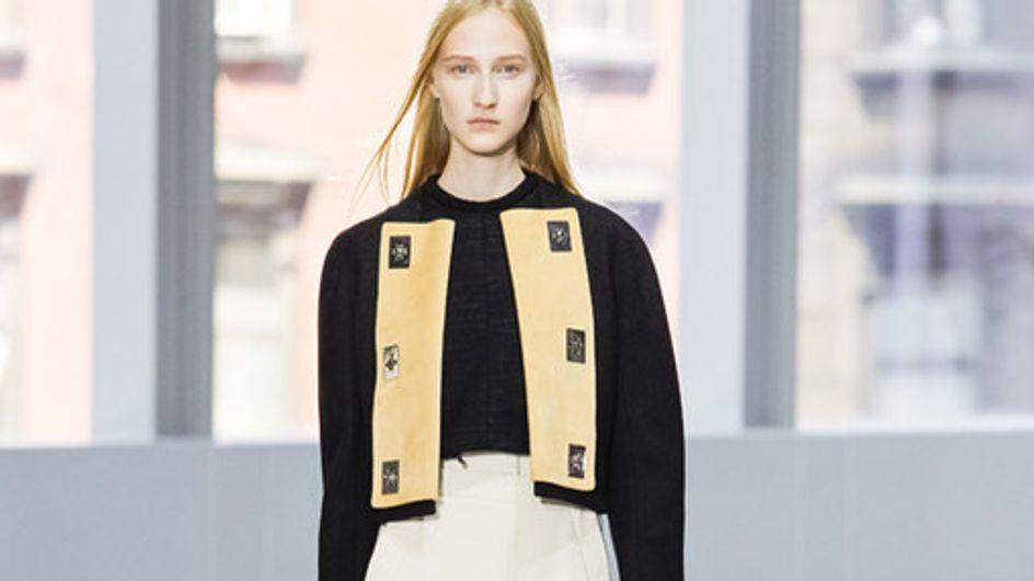 Proenza Schouler New York Fashion Week primavera estate 2014
