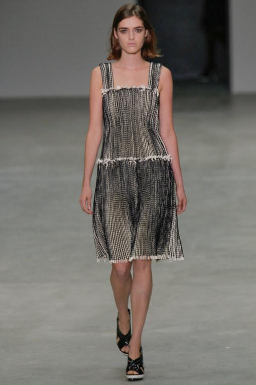 Calvin Klein - New York Fashion Week Primavera/Verano 2014