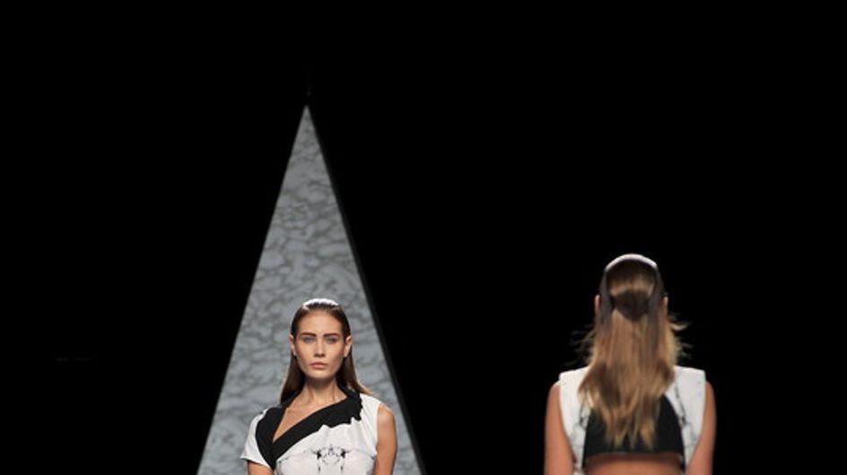 Ana Locking - Madrid Fashion Week Primavera Verano 2014