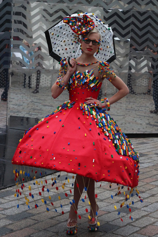 Streetstyle London Fashion Week Frühjahr/Sommer 2014