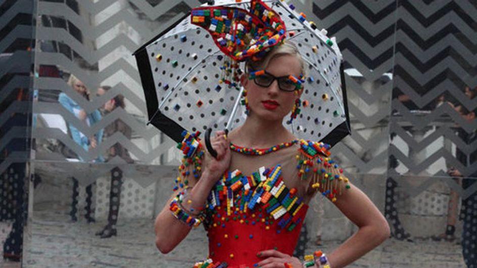 Let's Lego! Die Streetstyles von der Fashion Week London