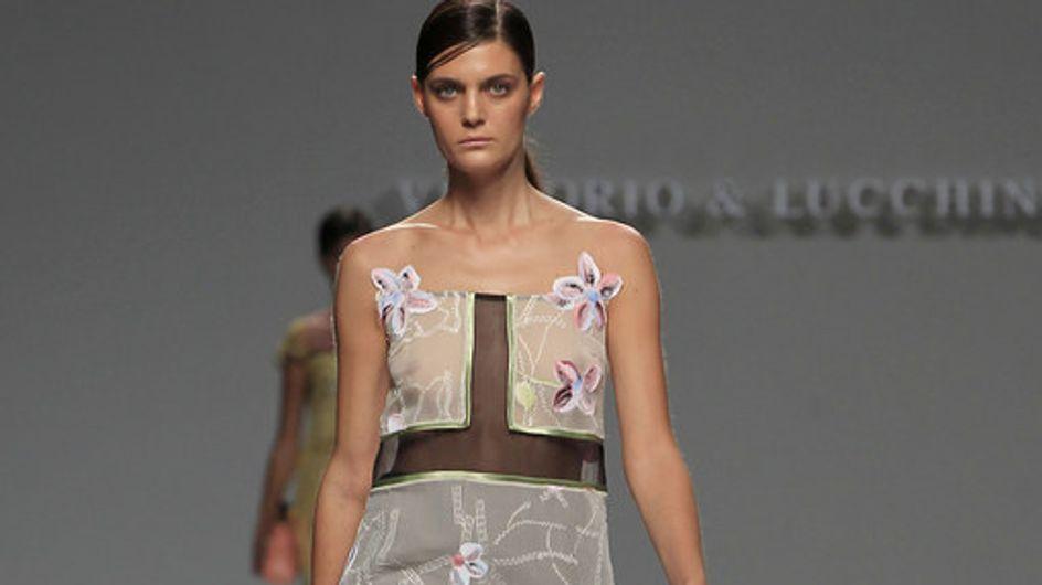 Victorio & Lucchino - Madrid Fashion Week Primavera Verano 2014