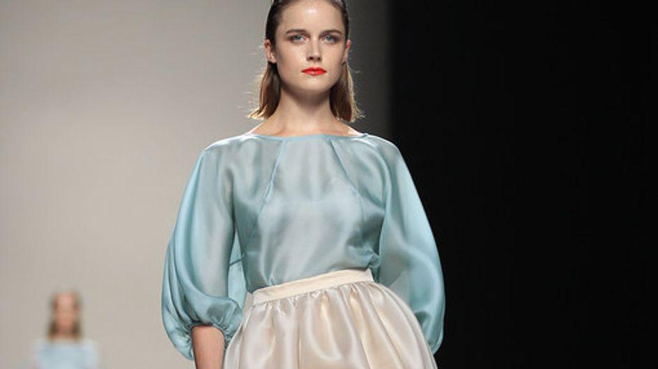 Duyos - Madrid Fashion Week Primavera Verano 2014