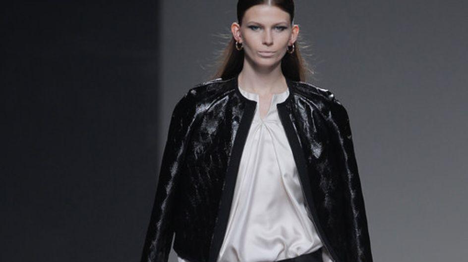 Ángel Schlesser - Madrid Fashion Week Primavera Verano 2014