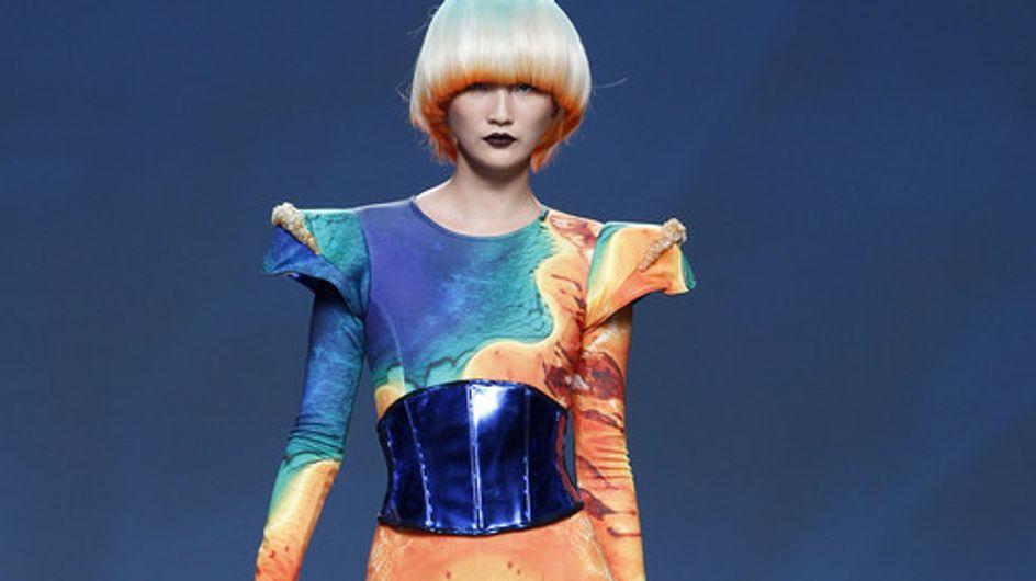 Maya Hansen - Madrid Fashion Week Primavera Verano 2014