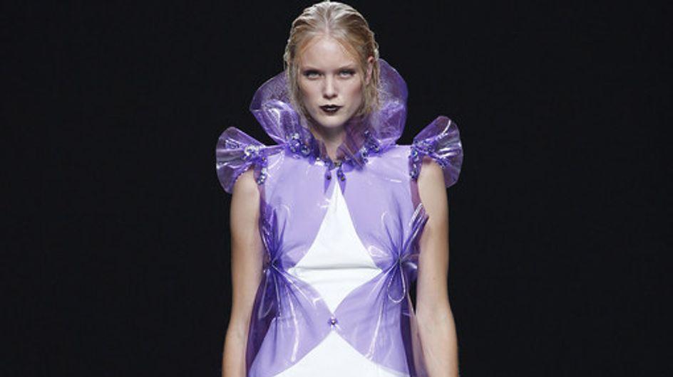 María Barros - Madrid Fashion Week Primavera Verano 2014