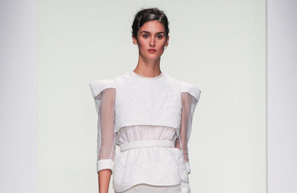 Bora Aksu London Fashion Week primavera estate 2014