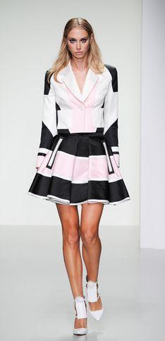 Jean-Pierre Braganza London Fashion Week primavera estate 2014